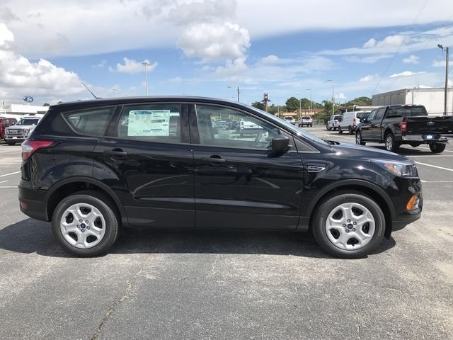 2018 Ford Escape S 2.5L iVCT Engine SUV 4 Door FWD Automatic