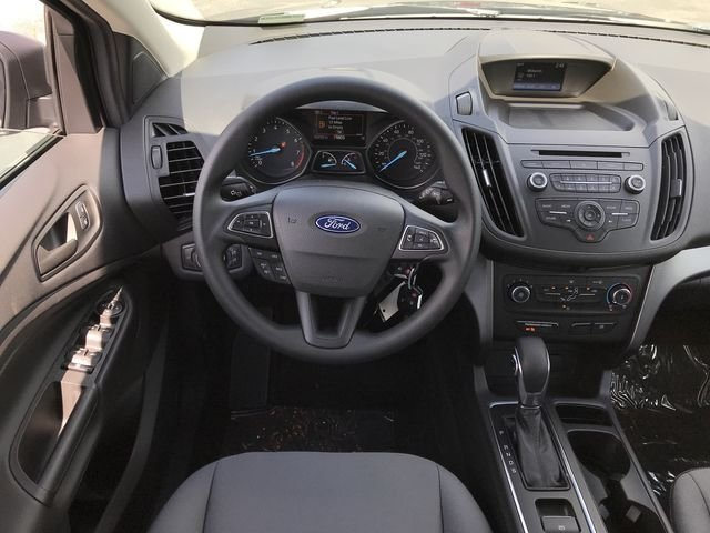 2018 Ford Escape S Automatic SUV FWD 2.5L iVCT Engine