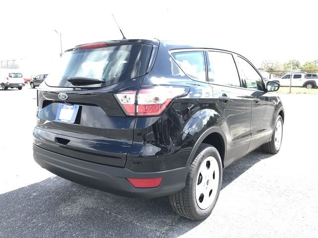 2018 Shadow Black Ford Escape S Automatic SUV FWD 2.5L iVCT Engine 4 Door