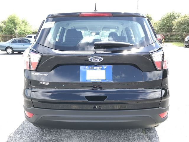 2018 Shadow Black Ford Escape S FWD SUV Automatic