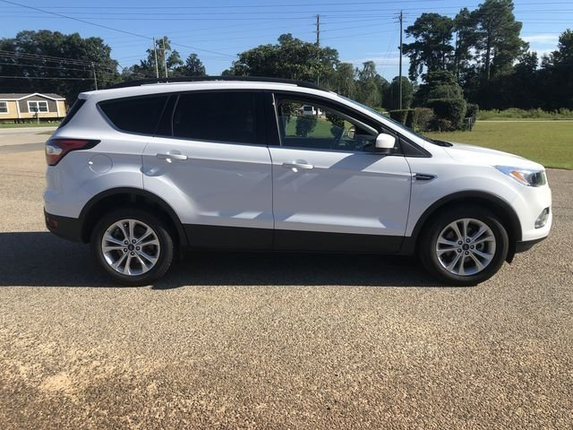 2018 Ford Escape SE EcoBoost 1.5L I4 GTDi DOHC Turbocharged VCT Engine SUV FWD