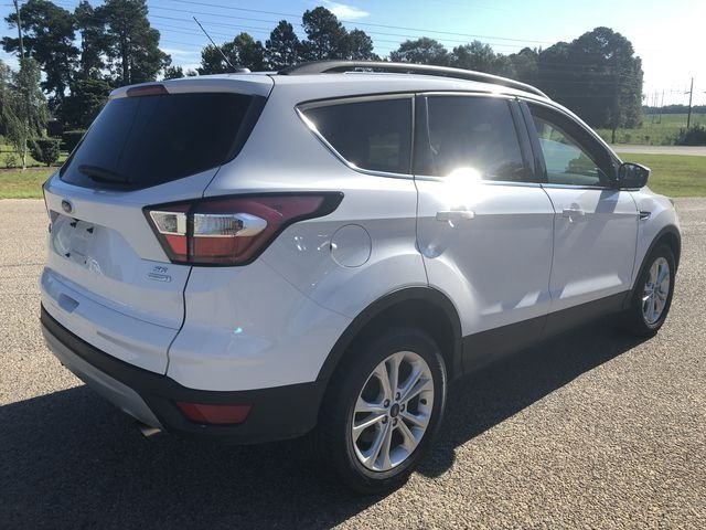 2018 Ford Escape SE Automatic 4 Door EcoBoost 1.5L I4 GTDi DOHC Turbocharged VCT Engine FWD
