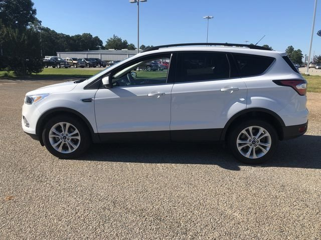 2018 Ford Escape SE FWD EcoBoost 1.5L I4 GTDi DOHC Turbocharged VCT Engine Automatic