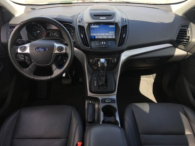 2016 Ford Escape SE FWD EcoBoost 1.6L I4 GTDi DOHC Turbocharged VCT Engine SUV