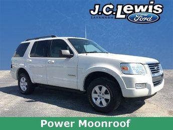 2008 Ford Explorer XLT SUV Automatic 4.0L V6 12V Engine RWD