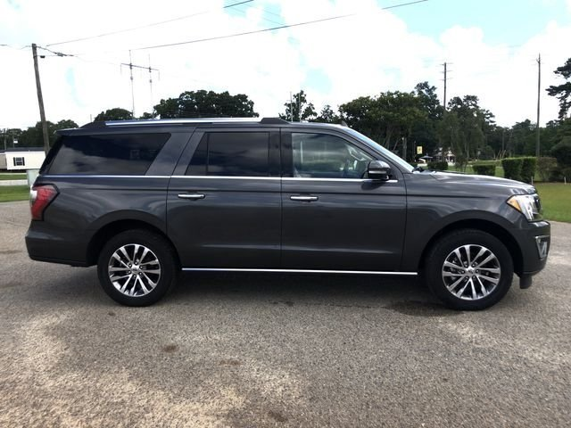 2018 Ford Expedition Max Limited 4 Door RWD SUV Automatic