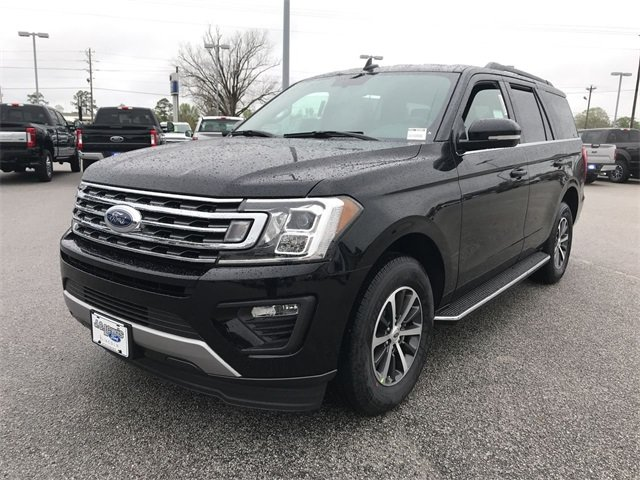 2018 Ford Expedition XLT SUV EcoBoost 3.5L V6 GTDi DOHC 24V Twin Turbocharged Engine RWD 4 Door Automatic
