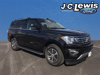 2018 Shadow Black Ford Expedition XLT RWD 4 Door SUV