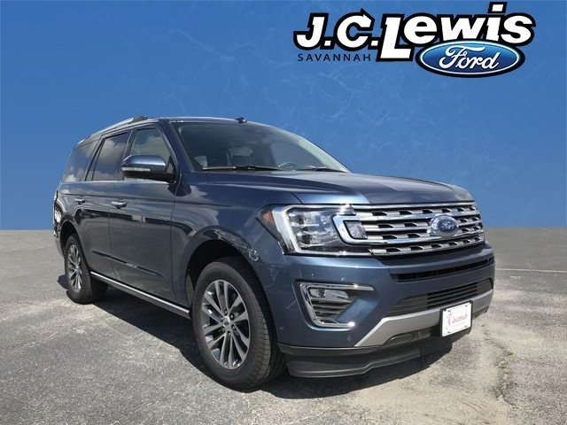 2018 Ford Expedition Limited 4 Door SUV RWD Automatic