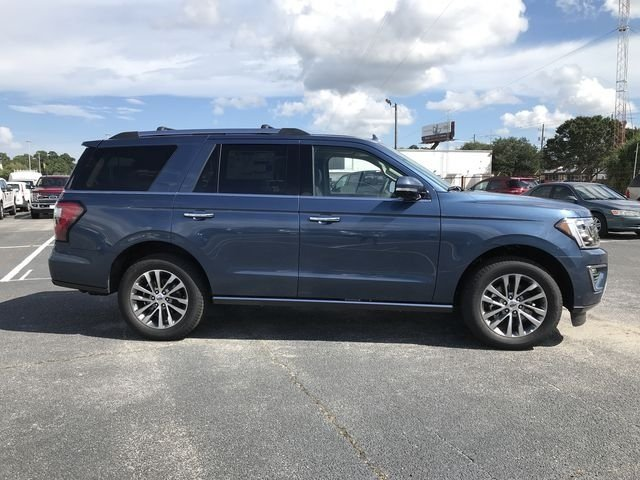 2018 Ford Expedition Limited RWD Automatic 4 Door EcoBoost 3.5L V6 GTDi DOHC 24V Twin Turbocharged Engine SUV