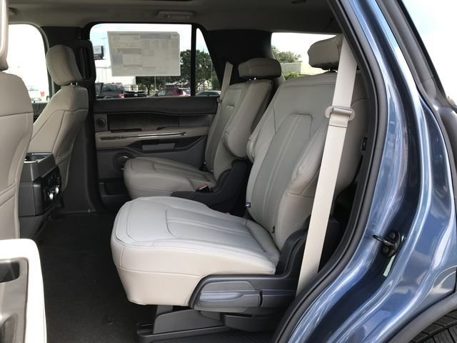 2018 Blue Metallic Ford Expedition Limited 4 Door Automatic SUV