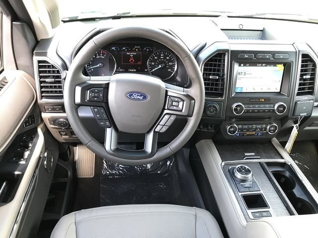 2018 Ford Expedition Limited EcoBoost 3.5L V6 GTDi DOHC 24V Twin Turbocharged Engine SUV RWD