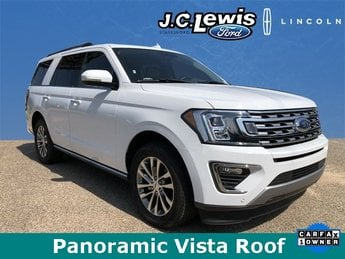 2018 Ford Expedition Limited RWD SUV EcoBoost 3.5L V6 GTDi DOHC 24V Twin Turbocharged Engine 4 Door