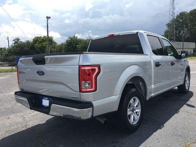 2017 Ford F-150 XLT RWD 4 Door Truck EcoBoost 3.5L V6 GTDi DOHC 24V Twin Turbocharged Engine