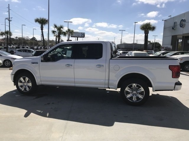 2018 Ford F-150 Platinum Automatic Truck RWD 4 Door