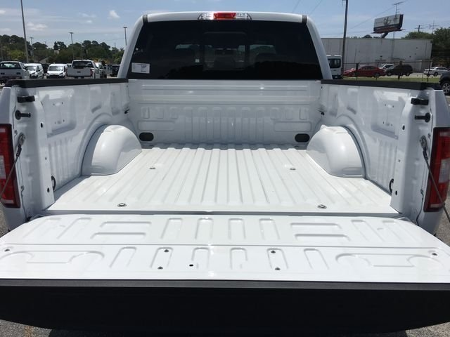 2018 Oxford White Ford F-150 XLT EcoBoost 2.7L V6 GTDi DOHC 24V Twin Turbocharged Engine RWD Truck Automatic 4 Door