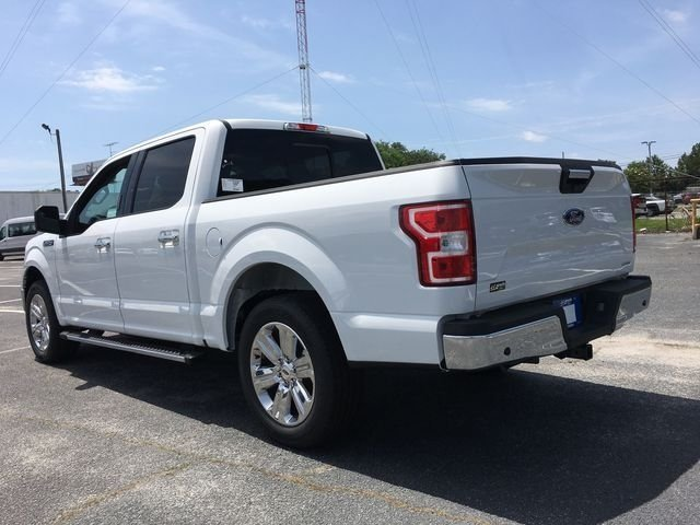 2018 Ford F-150 XLT EcoBoost 2.7L V6 GTDi DOHC 24V Twin Turbocharged Engine Automatic RWD Truck