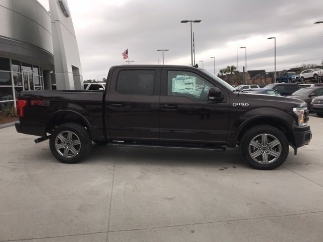 2018 Ford F-150 Lariat 4X4 Truck Automatic 5.0L V8 Ti-VCT Engine 4 Door