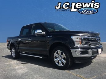 2018 Ford F-150 Lariat 4 Door Automatic 4X4 Truck 5.0L V8 Ti-VCT Engine