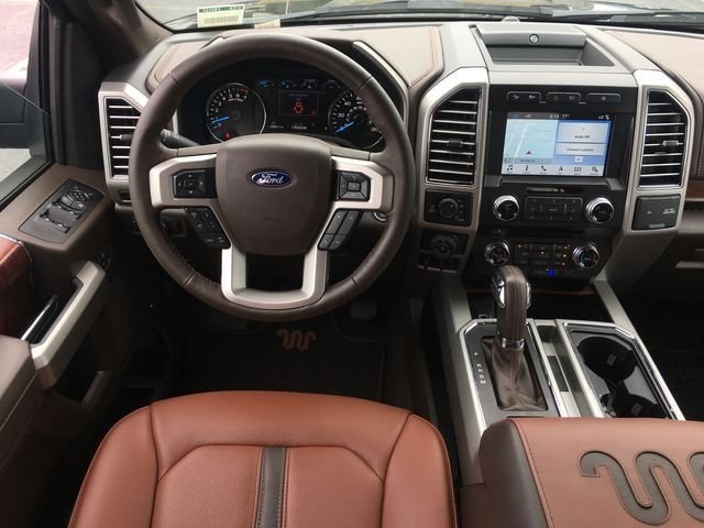 2018 Ford F-150 King Ranch Truck 4X4 Automatic 4 Door