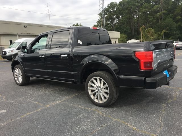 2018 Ford F-150 Limited EcoBoost 3.5L V6 GTDi DOHC 24V Twin Turbocharged Engine Truck 4X4 Automatic