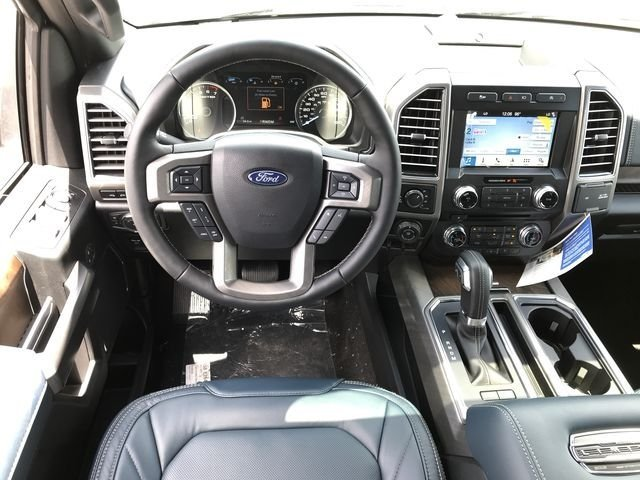 2018 Shadow Black Ford F-150 Limited 4 Door Automatic EcoBoost 3.5L V6 GTDi DOHC 24V Twin Turbocharged Engine 4X4