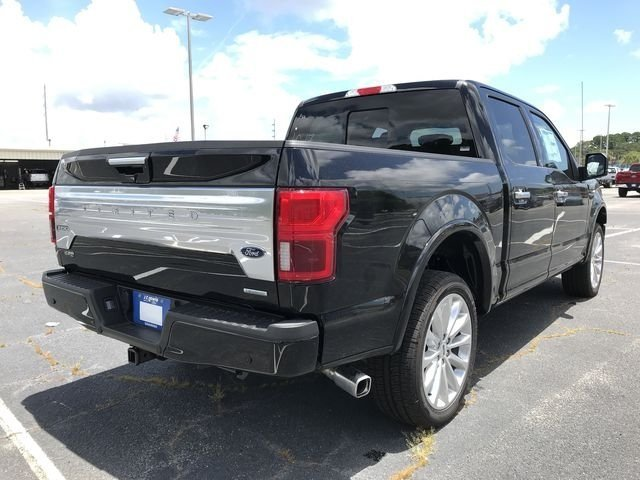 2018 Ford F-150 Limited 4 Door 4X4 Automatic