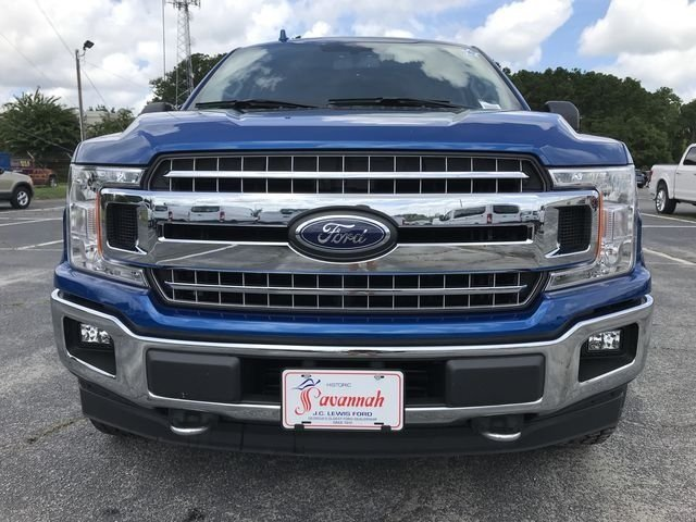 2018 Ford F-150 XLT Automatic 4 Door Truck 4X4 EcoBoost 2.7L V6 GTDi DOHC 24V Twin Turbocharged Engine
