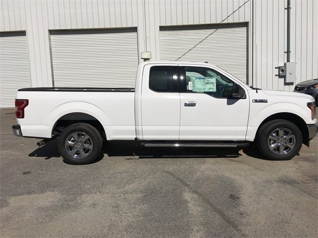 2018 Ford F-150 XLT 4 Door RWD 5.0L V8 Ti-VCT Engine Truck Automatic