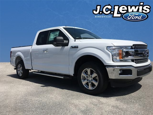 2018 Ford F-150 XLT Automatic 5.0L V8 Ti-VCT Engine Truck 4 Door