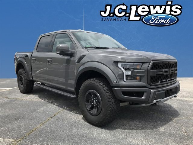 2018 Ford F-150 Raptor 4X4 Truck EcoBoost 3.5L V6 GTDi DOHC 24V Twin Turbocharged Engine 4 Door