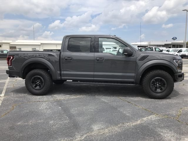 2018 Lead Foot Ford F-150 Raptor 4 Door 4X4 EcoBoost 3.5L V6 GTDi DOHC 24V Twin Turbocharged Engine Automatic