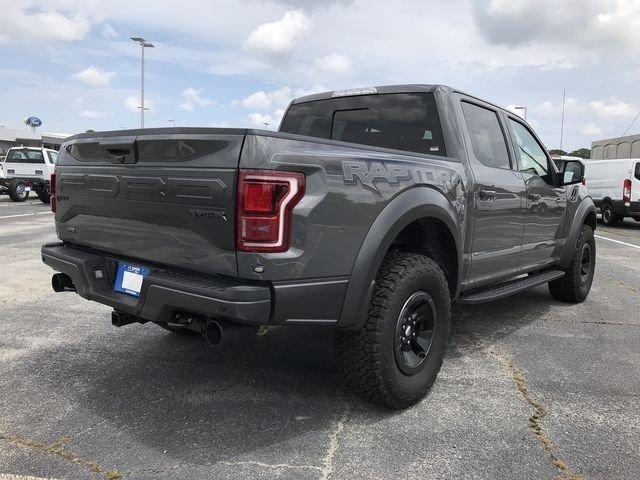 2018 Ford F-150 Raptor Automatic EcoBoost 3.5L V6 GTDi DOHC 24V Twin Turbocharged Engine Truck 4 Door 4X4