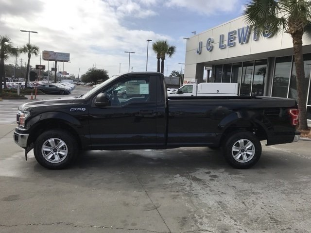 2018 Ford F-150 XL 2 Door 3.3L V6 Ti-VCT 24V Engine RWD Truck Automatic