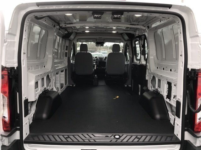 2018 Ford Transit-250 Base Van 3.7L V6 Ti-VCT 24V Engine Automatic RWD 3 Door