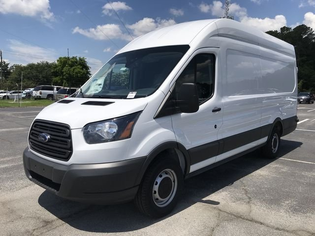 2018 Ford Transit-250 Base Van RWD EcoBoost 3.5L V6 GTDi DOHC 24V Twin Turbocharged Engine Automatic 3 Door