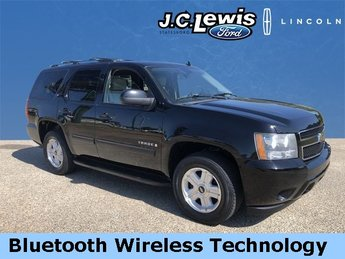 2009 Black Chevy Tahoe LT RWD Vortec 5.3L V8 SFI Flex Fuel Engine SUV