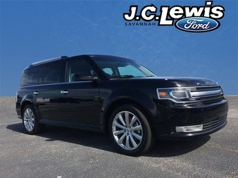 2018 Ford Flex Limited Automatic 4 Door 3.5L V6 Ti-VCT Engine SUV
