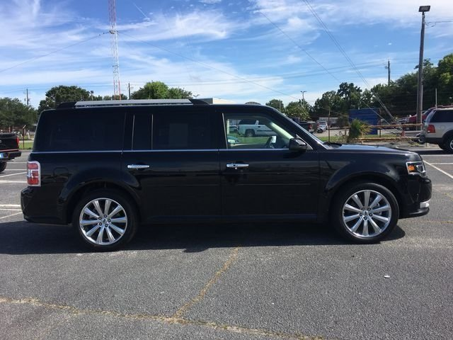 2018 Shadow Black Ford Flex Limited SUV 3.5L V6 Ti-VCT Engine 4 Door