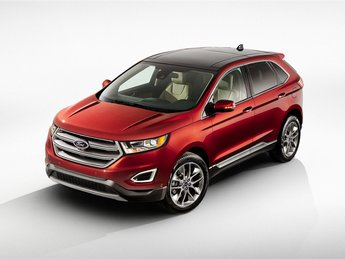 2018 Ford Edge SEL 4 Door 3.5L V6 Ti-VCT Engine Automatic