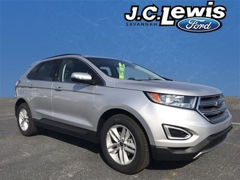 2018 Ford Edge SEL FWD EcoBoost 2.0L I4 GTDi DOHC Turbocharged VCT Engine Automatic SUV 4 Door