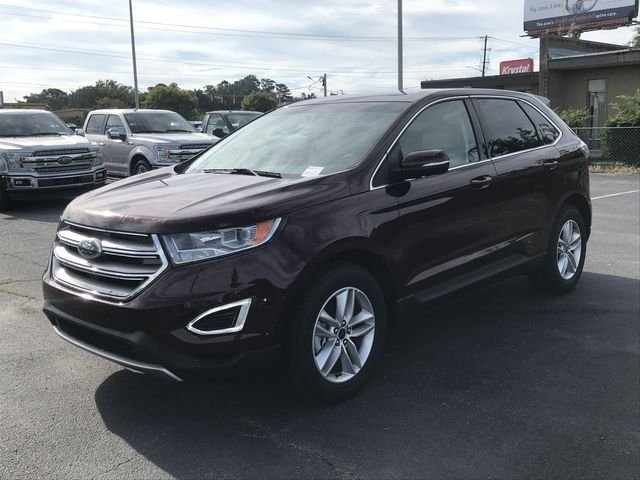 2018 Ford Edge SEL SUV 4 Door Automatic FWD EcoBoost 2.0L I4 GTDi DOHC Turbocharged VCT Engine