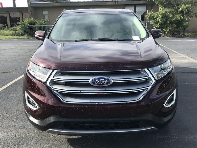 2018 Ford Edge SEL EcoBoost 2.0L I4 GTDi DOHC Turbocharged VCT Engine SUV 4 Door Automatic