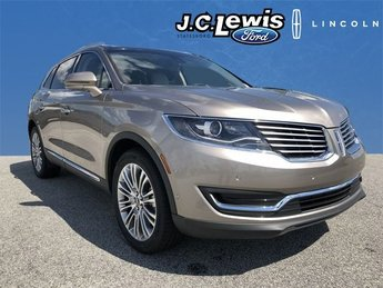 2018 Lincoln MKX Reserve Automatic SUV FWD 4 Door