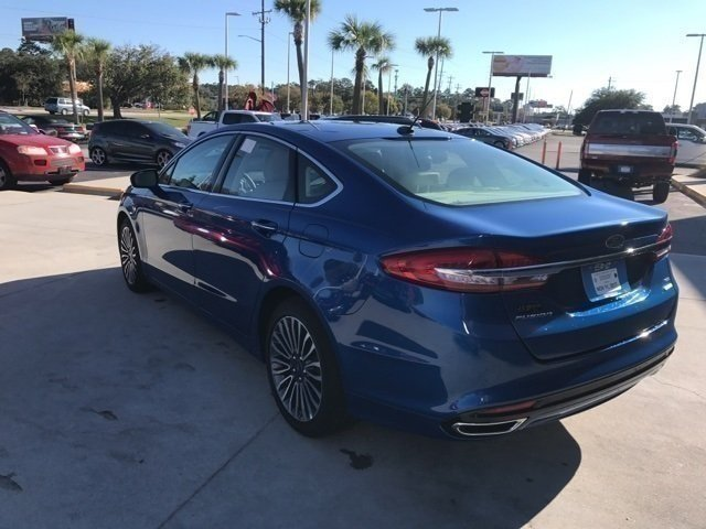 2017 Ford Fusion SE FWD Sedan Automatic