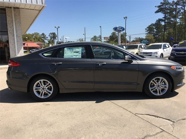 2018 Ford Fusion SE Automatic FWD 4 Door Sedan