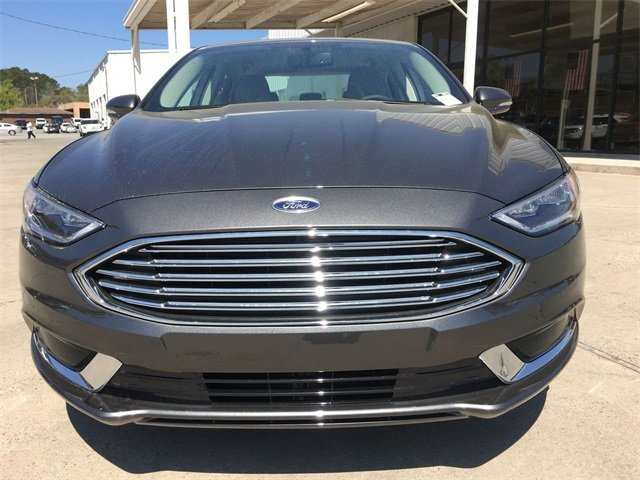 2018 Magnetic Metallic Ford Fusion SE FWD Sedan Automatic EcoBoost 1.5L I4 GTDi DOHC Turbocharged VCT Engine 4 Door