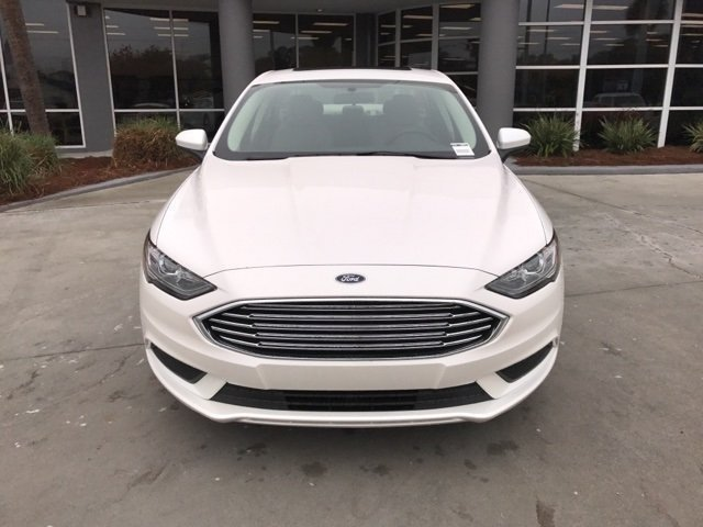 2018 Ford Fusion SE Automatic FWD Sedan 4 Door