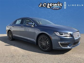2018 Blue Diamond Metallic Lincoln MKZ Reserve Automatic 2.0L Turbocharged Engine Sedan 4 Door FWD