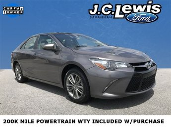 2017 Toyota Camry LE 4 Door 2.5L I4 SMPI DOHC Engine Sedan Automatic